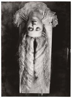 Man Ray, Woman with Long Hair