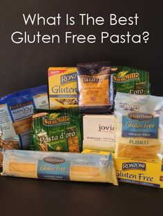 What Is The Best Gluten Free Pasta?