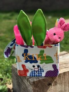 unique easter basket
