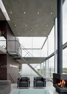 Hans van Heeswijk Architects -  Rieteiland House in Amsterdam, The Netherlands.
