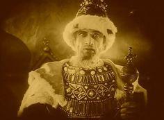 Conrad Veidt interpretando a Ivan el Terrible
