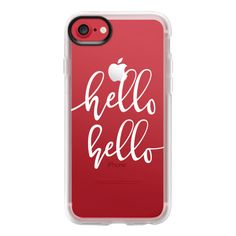 Plastic Valar Morghulis In Red Artwork On Apple IPhone 7 Cover Rs