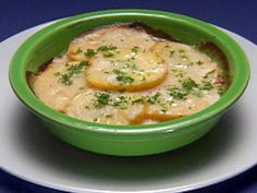 Robert Irvine's School's Out Scalloped Potatoes Recipe