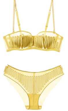b37dff26be40 La Perla Launches Bras Made with 24K Gold Thread | Lingerie We Love ...
