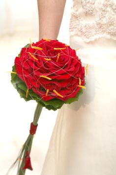 Glamelia Wedding Bouquet