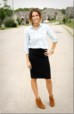 chambray-black-pencil-skirt-ankle-boots2_thumb[3]
