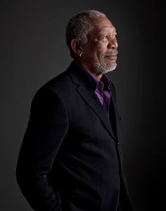 Morgan Freeman. I think he is my all time fave actor.