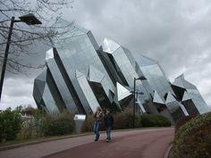 Futuroscope Theme Park – Poitiers, France
