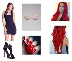 Designer Clothes, Shoes & Bags for Women Wwe Outfits, Eva Marie, Shoe Bag, Polyvore, Stuff To Buy, How To Wear, Clothes, Shopping, Collection