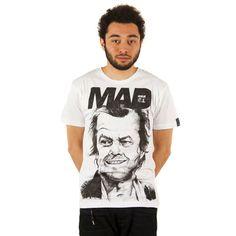 CANDY FOR RICHMEN MAD T-SHIRT WHITE www.fourseasonsclothing.de  #streetwear #candyforrichmen #t-shirt #shirt new