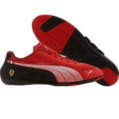 3dd512e7fca Puma Racing Speed Cat SuperLite Low SF - Ferrari shoes in rosso corsa