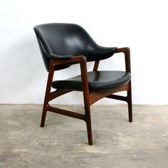 Fab.com | Danish Modern Rosewood Chair