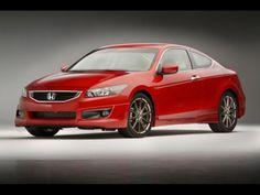 Honda Accord Si Coupe