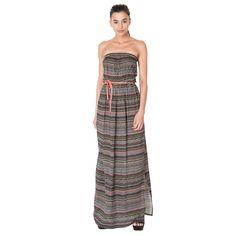 Gemo robe longue femme