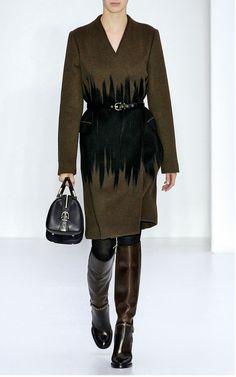 Salvatore Ferragamo Fall/Winter 2014 Trunkshow Look 22 - Moda Operandi