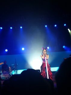 Marina and The Diamonds Marina Diamandis Neon Nature Tour