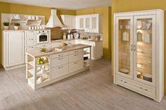 Katy - Decodom Kitchen Island, Kitchen Cabinets, Home Decor, Island Kitchen, Decoration Home, Room Decor, Cabinets, Home Interior Design, Dressers