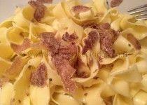 Ricetta pasta fresca tagliatelle Kenwood