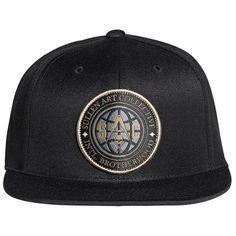 Inked Boutique - Masonry Snapback Black Tattoo Art Lifestyle  www.inkedboutique.com Snapback fa18ed50693e