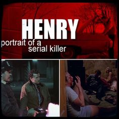 1986, Henry: Portrait of a Serial Killer: Michael's character name is Henry Lee Lucas. Synopsis: Henry(Michael Rooker), a psychopathic drifter who has left a trail of bodies in his wake, settles for a while at the dilapidated Chicago apartment of ex-prison mate Otis(Tom Towles). Into the toxic environment comes Otis's younger sister Becky(Tracy Arnold), who's fleeing an abusive marriage and looking for a place to stay. Deflecting her brothers incestuous advances, Becky finds herself attracted... Henry Lee Lucas, Michael Rooker, Chicago Apartment, Character Names, Serial Killers, Prison, Bodies, Trail, Sisters