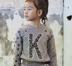 Look chic de la collection enfant IKKS