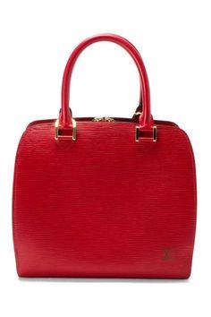 Louis Vuitton Leather Pont-Neuf PM Handbag