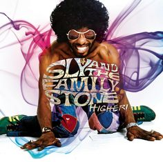 Sly and The Family Stone - 'Higher!' [Four-CD Box Set]. Great collection with an excellent booklet. Sly Stone, The Family Stone, The Jam Band, Archetypes, Lp Vinyl, Music Lovers, Album Covers, Cool Things To Buy, The Incredibles