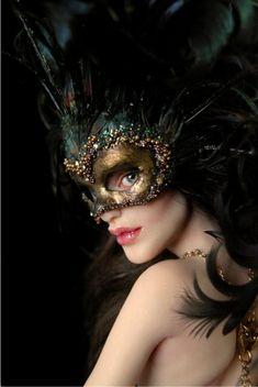 Venetian Courtesan - Nicole West Fantasy Art Veneto Italy