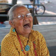 Joy at the 2012 Indian Market!