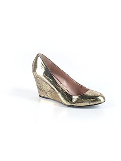 Vince Camuto Women Wedges Size 7 1/2