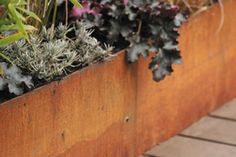 Cortenstaal Eigen Huis & Tuin