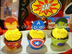"Photo 5 of 5: Avengers / Birthday ""Coco's 1st Birthday"" 