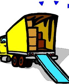 pictures of a moving truck | moving-truck