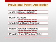 #Provisional #Patent #Application