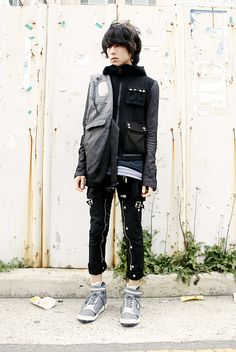 ///street... I can use this fashion for an anime character I created