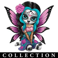 Jasmine Becket-Griffith Sweet Inspiration Figurine Collection