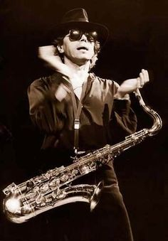 """Gato Barbieri was one of the first internationally-famous artists that I worked with shortly after I moved to New York City.  With him, I recorded one CD (""""Bahia"""") and one DVD: """"Gato Barbieri - Live at the Latin Q!"""""""