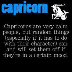 Capricorn: this I is so true