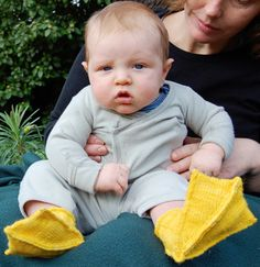 Really Cute (and Really Free!) Baby Knits