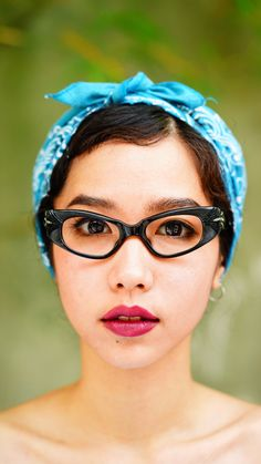 A personal favorite from my Etsy shop https://www.etsy.com/listing/287370907/vintage-eyeglass-cat-eye-glasses-1960s