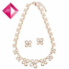 Aliexpress.com : Buy Neogory Jewelry necklace / earrings rose gold plated fashion jewelry set women for party necklace free shipping new arrival from Reliable jewelry set suppliers on NEOGLORY JEWELRY