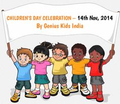 We're happy to inform you that GenusKids is organizing an event at our Salt lake & Garia premises on the eve of Childrens Day 14th Nov 2014. Your cooperation & participation will be appreciated.