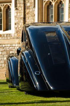 1925 Rolls-Royce Phantom I Jonckheere Coupé.