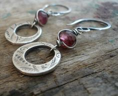 Winterberry Earrings