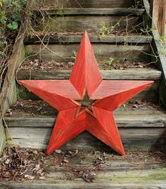 """This tutorial will show you how to make a 22 to 24"""" wooden star with a single 8 foot 1x4 or 2x4. Three years ago my wife decided she would like to have a wooden..."""