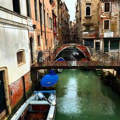 This rainy day in Chicago makes me miss my rainy day adventures in Venice. \\ #venice #italy #italia #venetian #canal #rainyday #rain #studyabroad #travel #explore #discover #wander #isaabroad #theworldawaits #niustudyabroad #wherewillyougo #adventure by corey.meredith