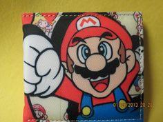Mario Bros Bi-fold Wallet by Mario Bros. $7.99