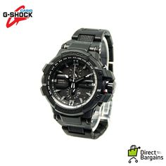 Buy Casio G-shock analog digital, Multi-Alarm Chronograph, Premiere G-shock, G-shock solar or G-shock gravity watches from Direct Bargains. Get up to 50% discount on these watches. G Shock Solar, Casio G Shock, Sunglasses Online, Casio Watch, Chronograph, Watches For Men, Ray Bans, Gadgets