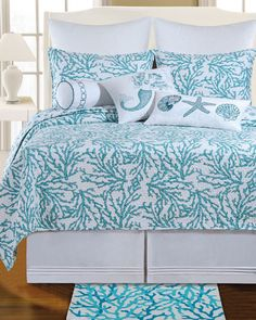 Cora Blue by C& Luxury Quilts *New*