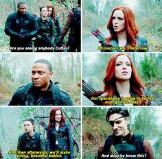 Arrow - Diggle, Deadshot & Cupid #3x17 #Season3